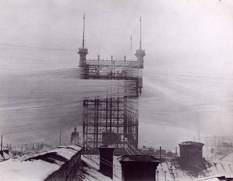 When the telephone lines darkened the sun in Stockholm - The Networked Society Blog | Peer2Politics | Scoop.it