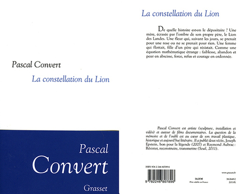 Pascal Convert | ART, His Story are Culture for ALL | Scoop.it