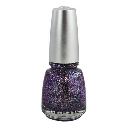 Customer Reviews China Glaze Nail Polish 3d Eye Candy MARRY A MILLIONAIRE  80772 Lacquer Glitter 2a0729ce9409