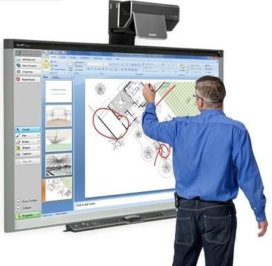 Smart Technologies : la France à la bourre dans les tableaux interactifs   Gestion de contenus, GED, workflows, ECM   Scoop.it