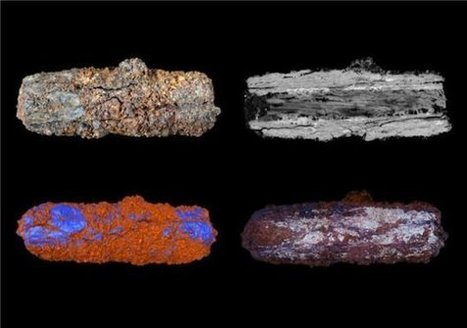 Evidence Ancient Egyptians Used Metal Of Extraterrestrial Origin - | ancient history | Scoop.it
