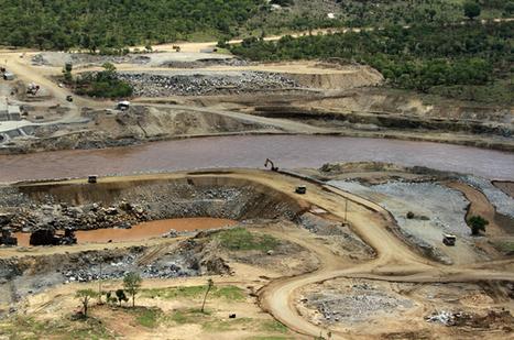 Dam in de Nijl zorgt voor probleem tussen Egypte en Ethiopië   aardrijkskunde   Scoop.it