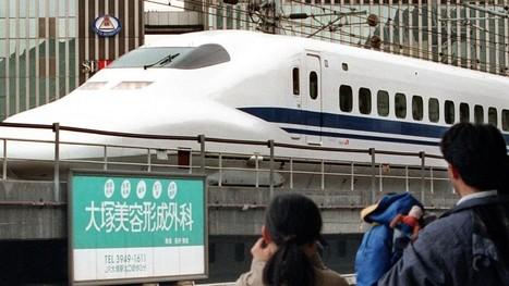 Le premier train à grande vitesse de l'Inde sera japonais | great buzzness | Scoop.it