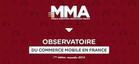 1er Observatoire du Commerce Mobile en France | Marketing web mobile 2.0 | marketing stratégique du web mobile | Scoop.it