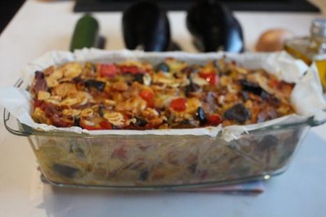 Pudding de pain aux légumes -  Virginie B le blog lifestyle | Food sucré, salé | Scoop.it