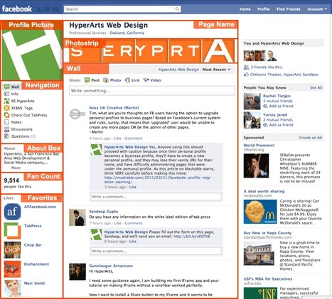 How to Build the Perfect Facebook Fan Page, 2011 Edition | Social Media Content Curation | Scoop.it