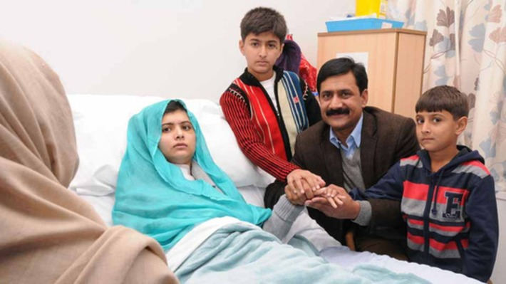14-Year-Old Girl Shot by Taliban Is Speaking, Shows No Signs of Brain Damage | Dare To Be A Feminist | Scoop.it