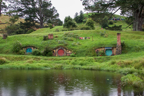 New Zealand Tip: Wandering in Hobbiton · Happy Interior Blog | Interior Design & Decoration | Scoop.it