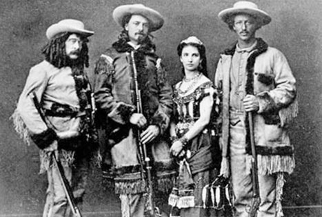 Murder, Marriage and the Pony Express: Ten Things You Didn't Know About Buffalo Bill | Archaeology & Archaeological News | Scoop.it
