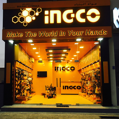 INGCO Tools & Equipments Supplier in Oman |