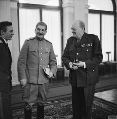 How Churchill, Roosevelt And Stalin Planned To End The Second World War | World at War | Scoop.it