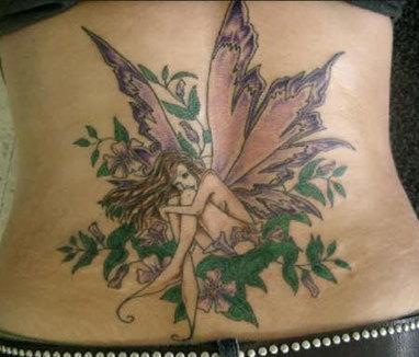 Tatuajes En El Abdomen Tatuajes Para Mujer Im