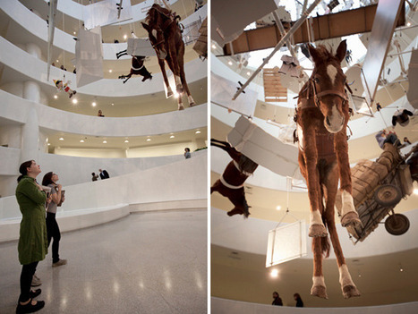 360 by Maurizio Cattelan   What Surrounds You   Scoop.it
