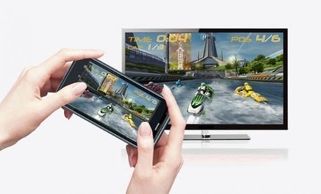 Exent GameTanium for TV turns Android smartphones into game consoles - SlashGear | Digital-News on Scoop.it today | Scoop.it