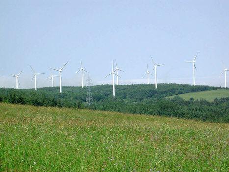EDF EN autorisé à construire le parc éolien de La Mitis   Action Durable   Scoop.it