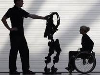 Robotic devices help paralyzed become more independent - USA TODAY | Robots and Robotics | Scoop.it