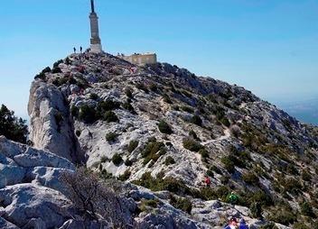 Le Trail Sainte Victoire  : un des plus techniques de France ! | courir longtemps | Scoop.it