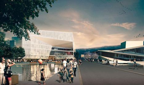 Hvordan ser du for deg framtidens bibliotek? | Bokbloggen | Skolebibliotek | Scoop.it