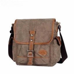 Water washed canvas crossbody bags with leather trims - $84.60 : Notlie handbags, Original design messenger bags and backpack etc | personalized canvas messenger bags and backpack | Scoop.it