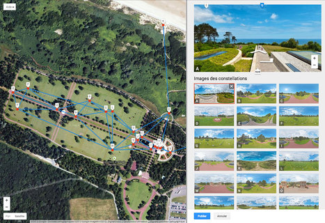 My Google Street View: Normandy American Cemetery and Memorial, Colleville-sur-Mer, France | moulin360panoramic | Scoop.it