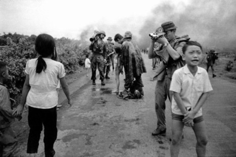 Forty years after 'napalm girl' picture, a photographer reflects on the moment that might have been his | Fables in Photojournalism | Scoop.it
