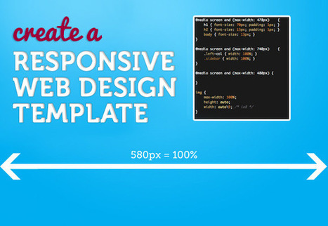 Useful List of Responsive Web Design Tutorials | Sobre diseño en la web | Scoop.it