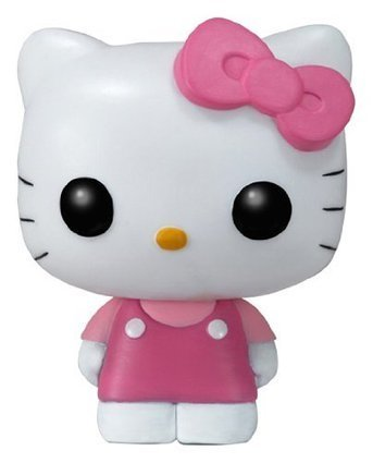 Pink Berry Sanrio Lovely Sweets Hello Kitty Pop /'n Candy Squishy