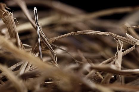 Evernote: Encontrar una aguja en un pajar en segundos | scoop.it Social media -web 2.0 | Scoop.it