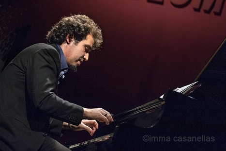 SERGI SIRVENT TRIO (Auditori de Vinseum, Vilafranca del Penedès, 26-9-2015) | JAZZ I FOTOGRAFIA | Scoop.it