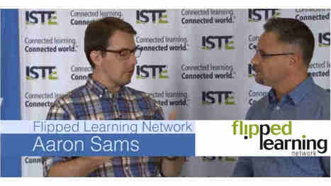 """Flipped Classroom and Educational Transformation - Aaron Sams - EdTechReview™ (ETR) 