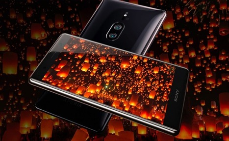 Sony Xperia Xz2 Premium With 4k Hdr Screen And