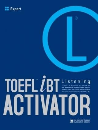 Free Download TOEFL iBT Activator Listening Exp