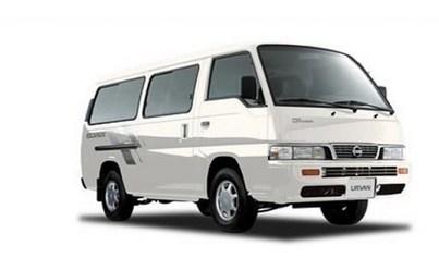 Nissan Urvan Escapade Review Philippines Niss