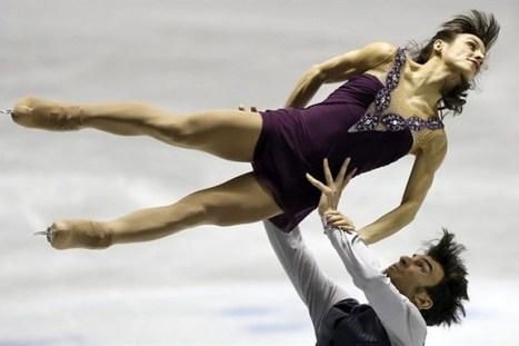 Train like an Olympian: Figure skater Meagan Duhamel | Plant Based Nutrition | Scoop.it