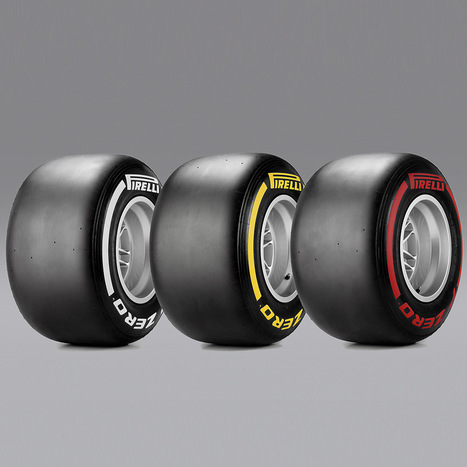 Pirelli announces compound choices and mandatory sets for the 2016 Grand Prix of United States | F 1 | Scoop.it