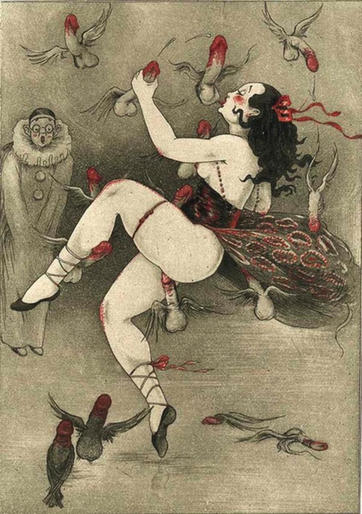 Erotic Art by Jean-Claude Morisot | Sex History | Scoop.it