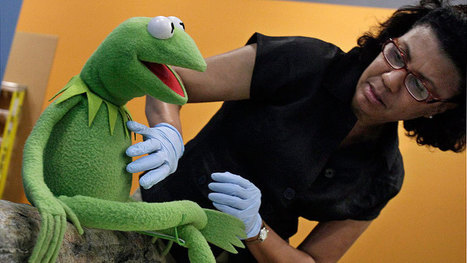 Jim Henson's puppets donated to NY museum - Arts & Entertainment - CBC News   Poetic Puppets   Scoop.it