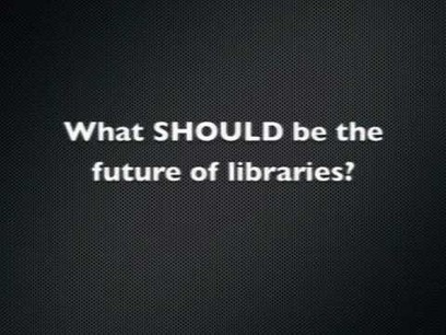 The Future of School Libraries | Library-related | Scoop.it
