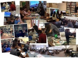 Planning on Renovating Your Library? Think Again. - Worlds of Learning | iPads, MakerEd and More  in Education | Scoop.it