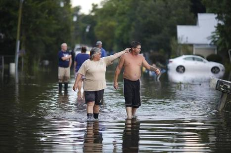 #FF About 86,500 sought federal aid after #Louisiana #floods, what did they get.... #US #Greenpeace | Messenger for mother Earth | Scoop.it