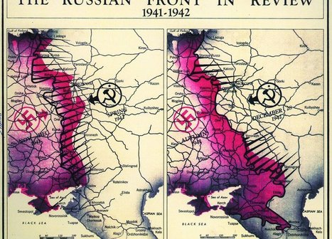 CIA's Cartography Division Shares Declassified Maps | Geography Education | Scoop.it