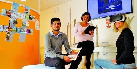 Biscarrosse(40): l'office de tourisme nouvelle génération? Comme une petite start-up! | L'office de tourisme du futur | Scoop.it