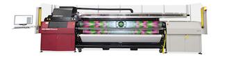 Agfa Graphics introduceert nieuwe Jeti Ceres RTR3200 LED roll-to-roll printer voor toepassingen in de midden- en topklasse - Blokboek - Communication Nieuws | BlokBoek e-zine | Scoop.it