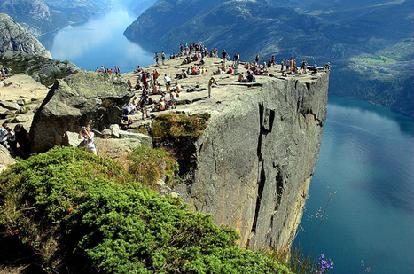 Norway: Preachers Rock | Wicked! | Scoop.it