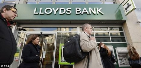 Lloyds still considering leaving Scotland despite No vote | Referendum 2014 | Scoop.it