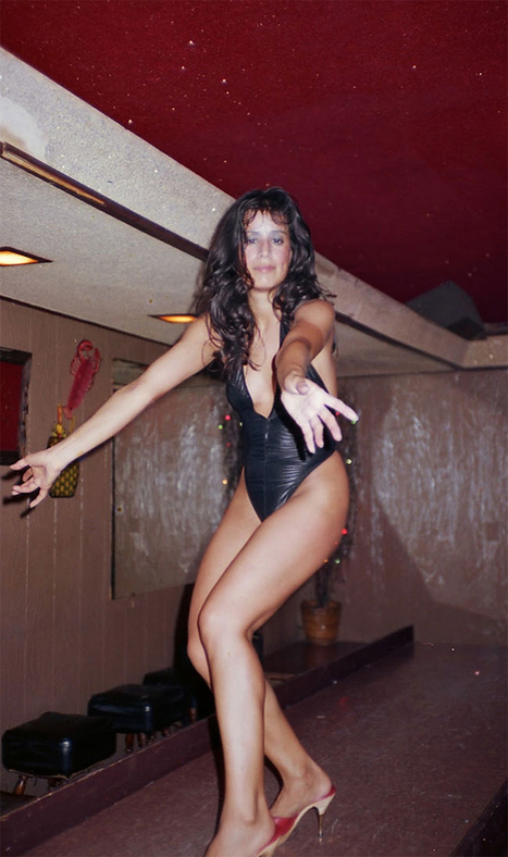 Photographer Discovers More Than 1,000 Snapshots of 1980s Stripteasers in Los Angeles Garage - Feature Shoot | Love n Sex n Whatnot | Scoop.it