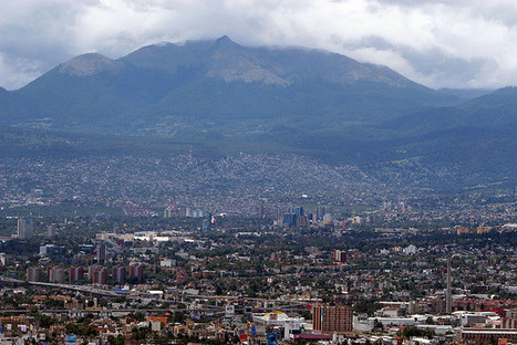 Returning to the Tradition of Sustainable Urban Development in Mexico City | TheCityFix | Sustainable Futures | Scoop.it