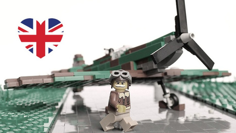 Blimey! An Epic History of Britain As Shown Through Lego | Strange and Unusual | Scoop.it