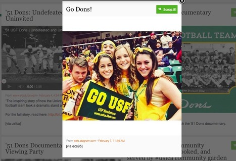 Q&A with Thomas Listerman on #USFCA, a Content Curation Project - In2 | Digital Communications and Marketing for Higher Education | Scoop.it