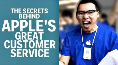 5 Ways Apple Proves They Really Care About Customer Service | Guest Service | Scoop.it
